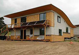 DÝCHÁ VÁŠ DŮM? ...hliněný dům