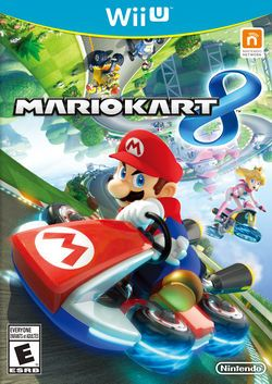 Feel the rush as your kart rockets across the ceiling! Race upside-down and along walls on anti-gravity tracks in the most action-fueled Mario Kart game yet! Take on racers across the globe and share videos of your greatest moments via Mario Kart TV.