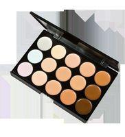 2014 Fundación crema Highlighter Por Professional 15 Fundación COLOR camuflaje Palatte maquillaje y641 ENVÍO GRATIS Cara 1pcs