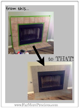 how to clean the inside of a fireplace