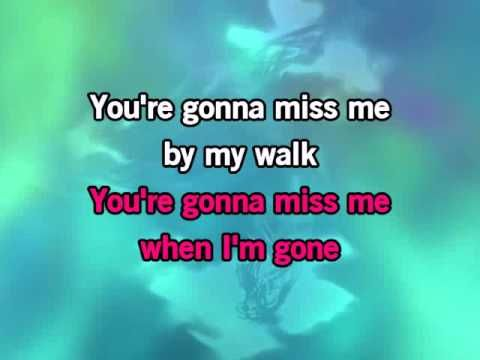 Cups (You're Gonna Miss Me When I'm Gone) KARAOKE, PITCH PERFECT - YouTube