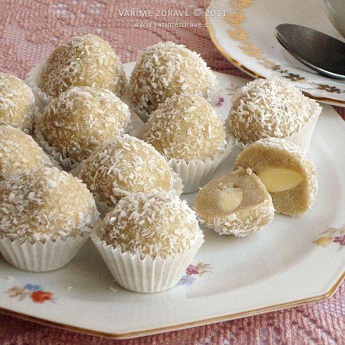 Sezamové kuličky