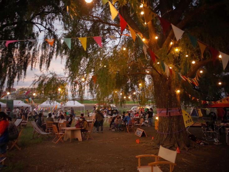 狛江市で開かれた野外フェス「Tamagawa River Festival」で思いっきり遊んだら、河川敷のあるべき方が見えてきた
