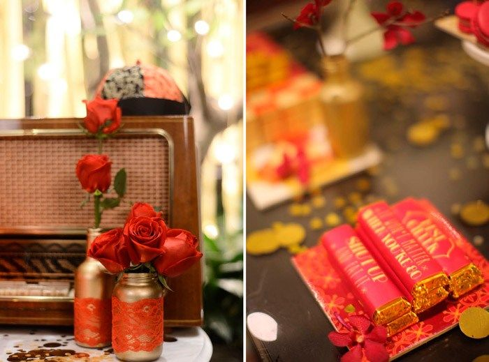 1940s Peranakan Themed Party At Seven Terraces Oriental WeddingEvent StylingWedding DecorationsWedding