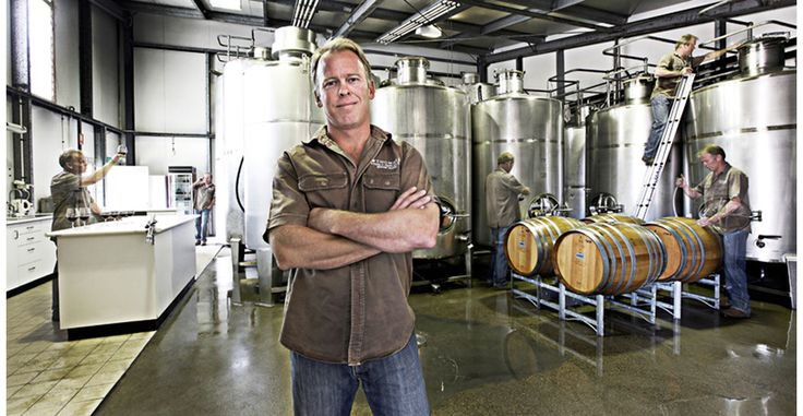 Andrew Thomas - winemaking talent #winecountry