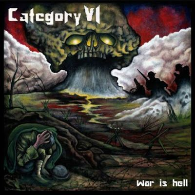 BEHIND THE VEIL WEBZINE: CATEGORY VI – War Is Hell Review
