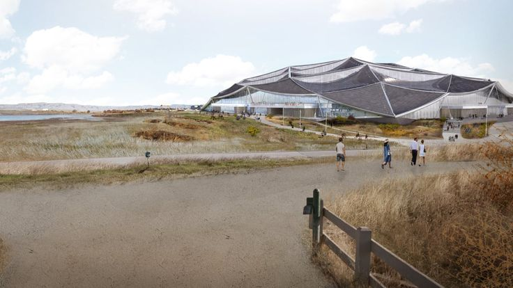 Google S New Office Will Be Heated And Cooled By The Ground