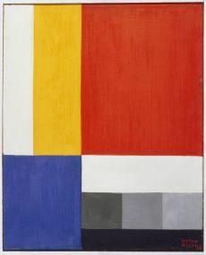 Peter Keler, De Stijl 1, 1922