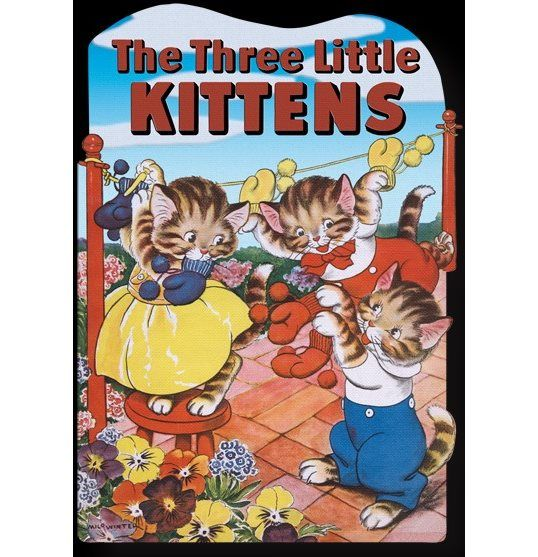 What Alice Found - The three Kittens
