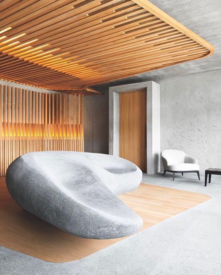 Home Design, Designhäuser, Innenarchitektur, Innendekoration,  Behandlungszimmer, Sitzecke, Architektur