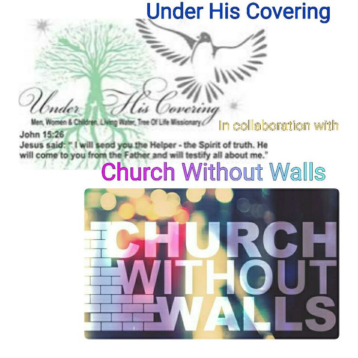Under His Covering IN collaboration with Church without walls.  Kempton Park.  On Atlas rd.  Pastor Didi Jacobs