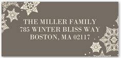 Pink Green Brown Address Labels & Personalized Return Address Labels | Shutterfly | All Items