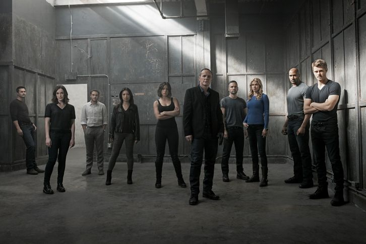 Agents of SHIELD - Season 3 - Cast Promotional Photos | Spoilers
