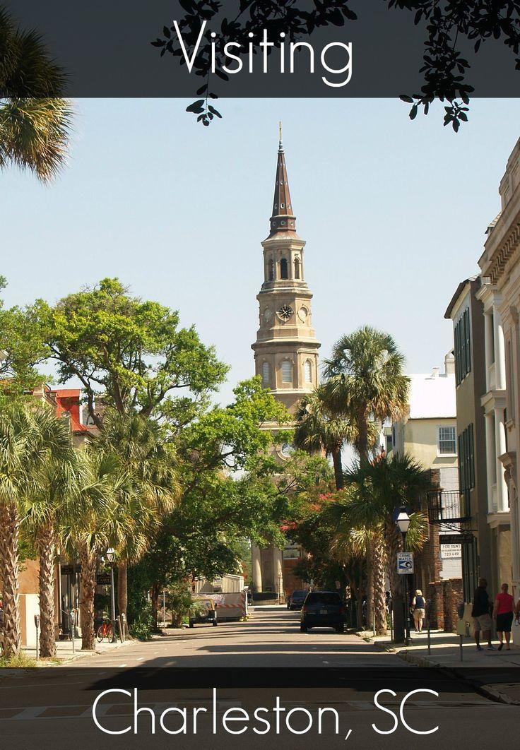 A guide to visiting beautiful Charleston, South Carolina