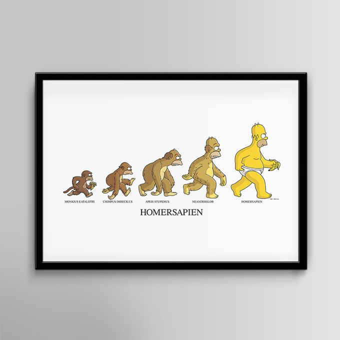 Homersapiens – The Simpsons