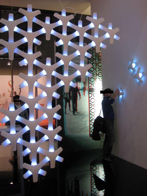 Francisco Gomez Paz, luceplan, synapse Lamp