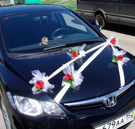 wedding car decor | Wedding Decor/Fun Ideas | Pinterest ...