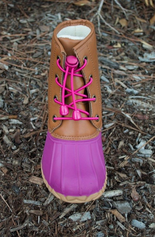 Kids Duck Boots   5 Colors