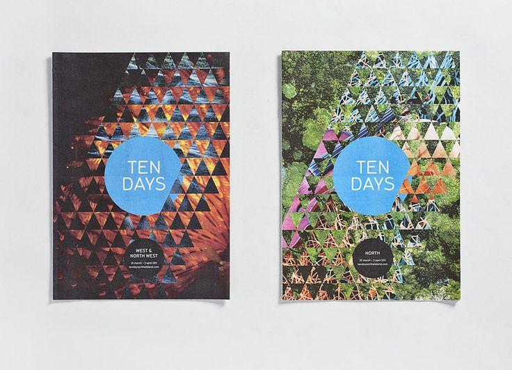 ten daysArt Festivals, Posters Design, Graphics Design, Designi, Toko Work11 Tendays 03, Design I Stuff, Ten Day