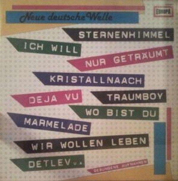 Various - Neue Deutsche Welle 4 GER 1982 Lp mint