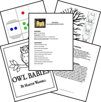 Free Owl Babies Lesson Plans and Lapbook. Fantastic lapbook project . My daughter love owls. We did this great project about owls. Enjoy!!