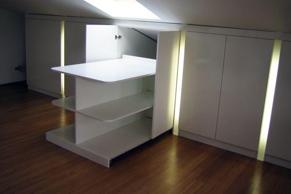 regal f r dachschr ge ideas pinterest. Black Bedroom Furniture Sets. Home Design Ideas