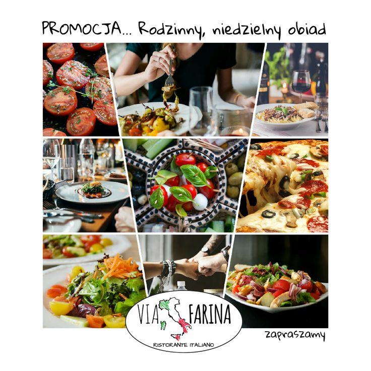 ☛ 2 MAKARONY lub 2 SAŁATKI + 2 PIZZE NEAPOL = 69 ZŁ! ☚ Sprawdź ile oszczędzasz ☛ http://www.viafarina.pl/ ☛ ZAPRASZAMY ☼  Ps. Podoba Wam się taka PROMOCJA? :) #restauracjawłoska #restauracja #niepołomice #i #okolice #kraków #wieliczka #weekend #pizza #italia #polska #menu #obiad #kolacja #kręgle #rodzina #pysznejedzenie #niedzelnyobiad #zaproszenie #tniemyceny #promocja #makaron #sałatka #neapol #oszczędności #food #goodfood #slowfood #italianfood