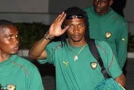 Ex-Cameroon International Rigobert Song is dead - http://www.thelivefeeds.com/ex-cameroon-international-rigobert-song-is-dead/