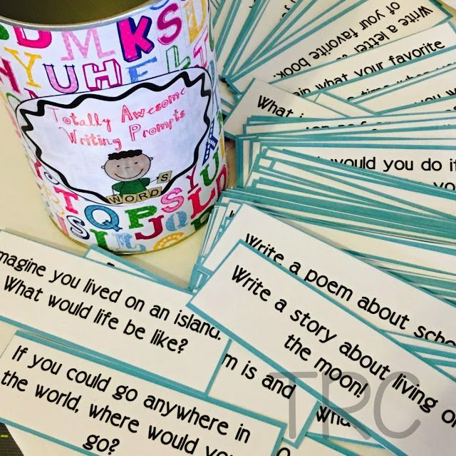 120 writing prompts for the classroom