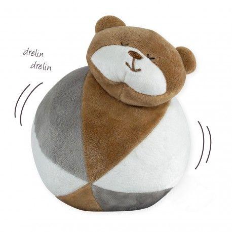 Amusez bébé avec cette balle d'éveil Gros dodo toute douce