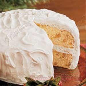 Ореховый торт с кленовым сиропом on http://kulinarniyclub.ru