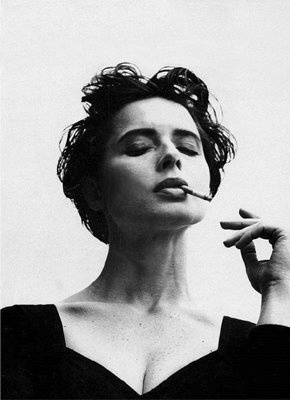 Isabella Rossellini, second-generation Bad Girl