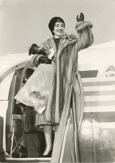 The Diva Arrives: Maria Callas, 1950s