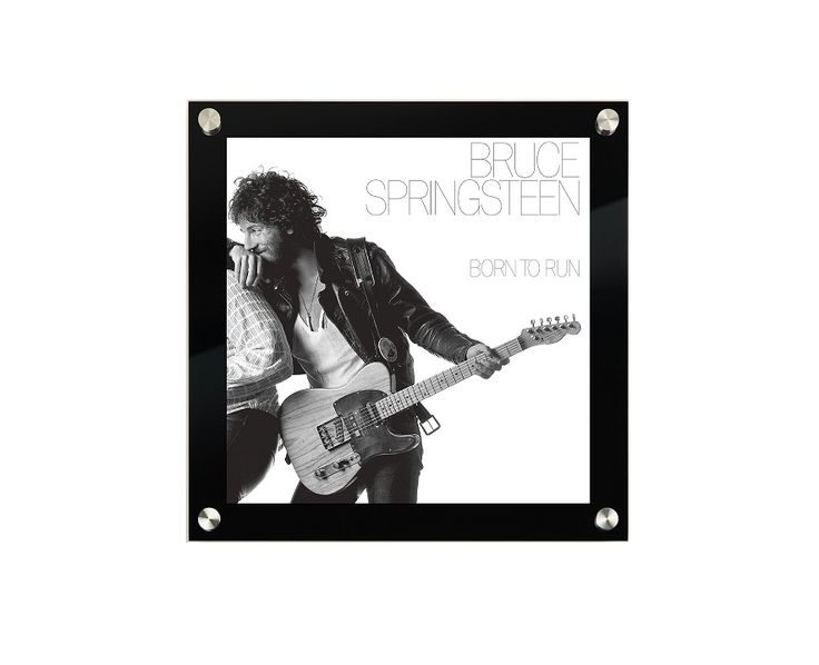 Vinyl Lp Record Album Frame Black 15x15 For 12x12