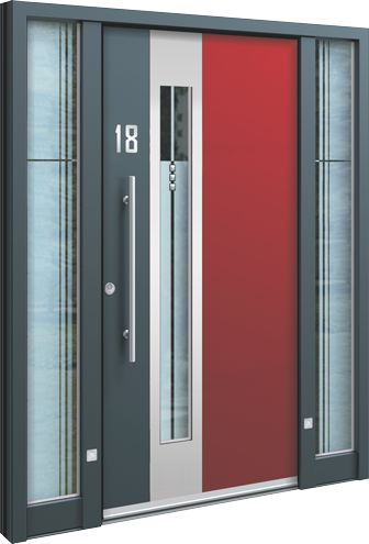 New technology has meant that we now have access to sophisticated, strong and good looking Aluminium External Doors that are able to protect us from the entry of unwanted persons.