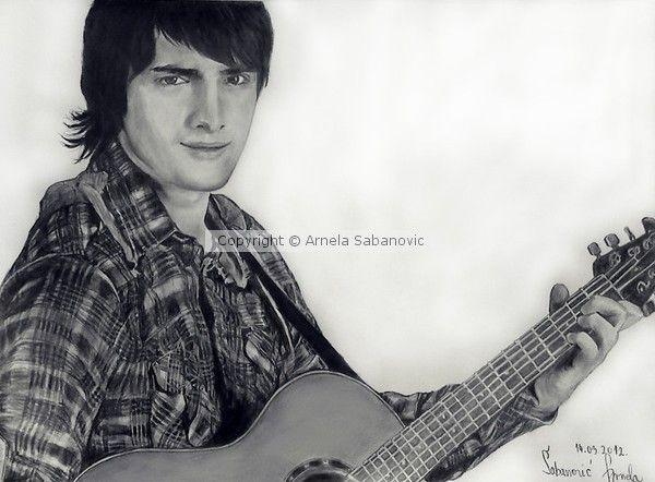 Mirza Selimovic by Arnela Sabanovic on ARTwanted