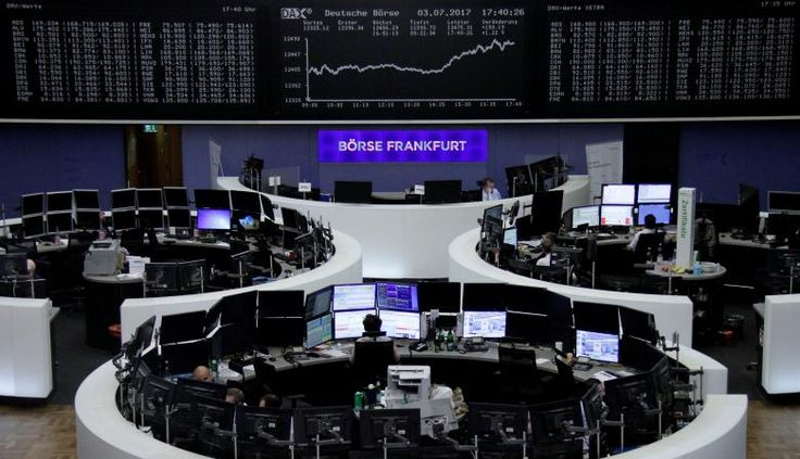 Global stock markets cheered the health of the economy, the dollar company