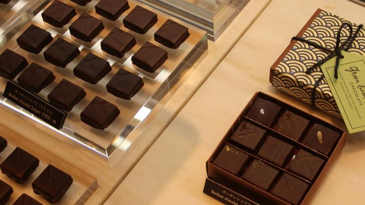 ひと口頬張ると幸せに!ここでしか味わえない高品質のチョコレート