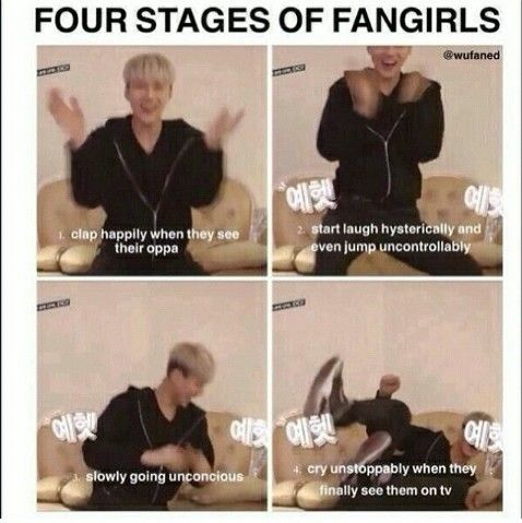 Kpop fans can relate hahah