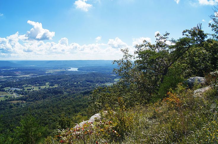 Private Mountain Land For Sale With Incredible River Views - Tennessee Land