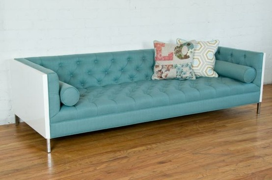 55 best images about the perfect teal sofa mission on for Tela sofa exterior