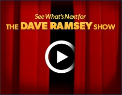 See What's Next for the Dave Ramsey Show