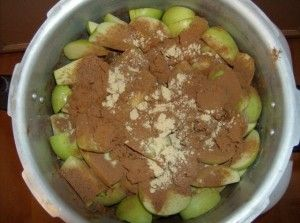 How to Make Apple sauce in a Pressure Cooker