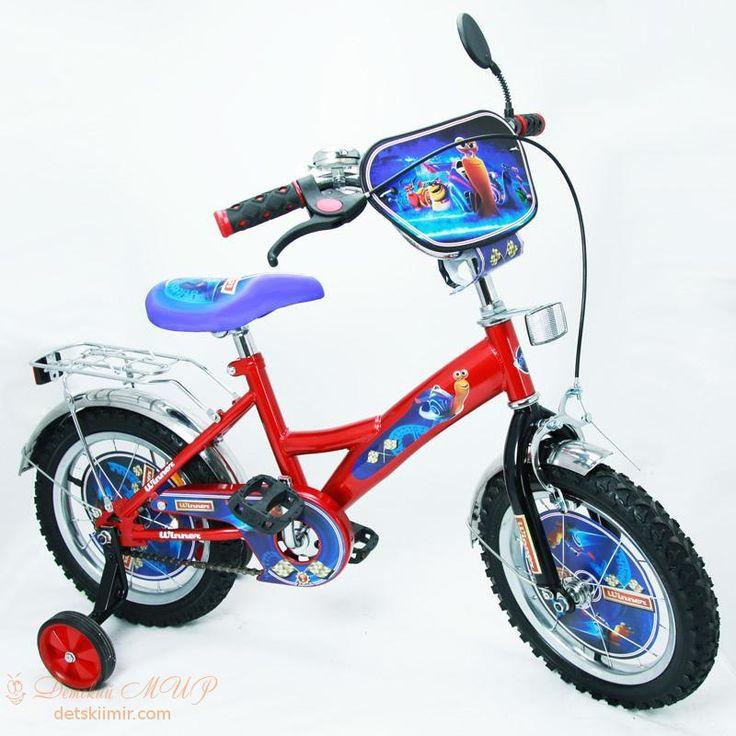 """Детский велосипед двухколесный Турбо 14"""" BT-CB-0002  Цена: 52 AFN  Артикул: BT-CB-0002  Велосипед BT-CB-0002 - отличный детский городской велосипед, который способен подарить своему пользователю массу впечатлений от увлекательной прогулки  Подробнее о товаре на нашем сайте: https://prokids.pro/catalog/detskiy_transport/dvukhkolesnye_velosipedy/detskiy_velosiped_dvukhkolesnyy_turbo_14_bt_cb_0002/"""
