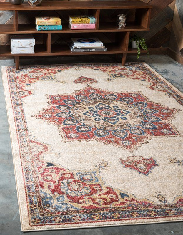 Dulin Oriental Navy Blue Area Rug With Images Area Rugs