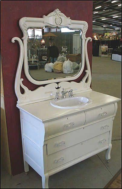 bathroom vanity from old dresser   images of antique bathroom vanity shabby chic white dresser with sink ... by debbie