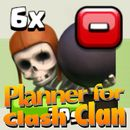 Download Planner for Clash of Clans:        It tells you everything u need to know about upgrading. Only reason I'm not giving it 5 stars is because it doesn't show everything. There is no drill, no hidden defence like bombs. Also it should how many more walls needed upgrading and how much it would all cost to max  Here...  #Apps #androidgame #Hyeunit  #Strategy http://apkbot.com/apps/planner-for-clash-of-clans.html
