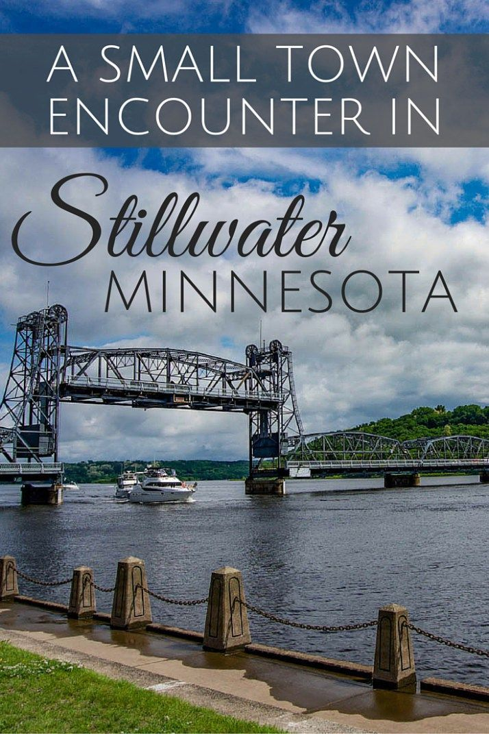 Prepare to be instantly charmed by the small historic town of Stillwater and eager to learn more about the history of this Minnesota small town!