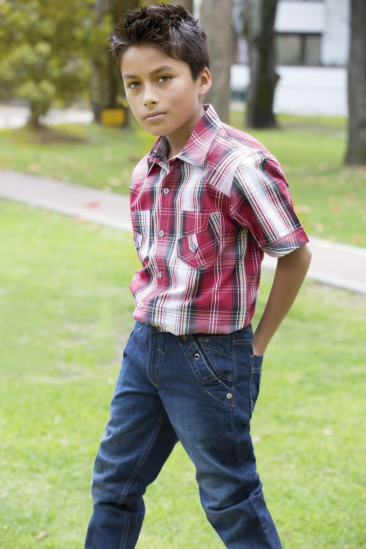 Camisas para niño en Rogalet Jeans.