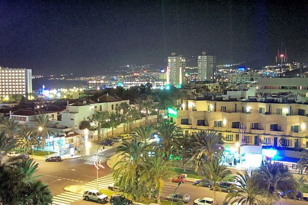 July's holiday destination - Tenerife